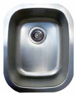 Gold Series Model Number KG1815 Sink
