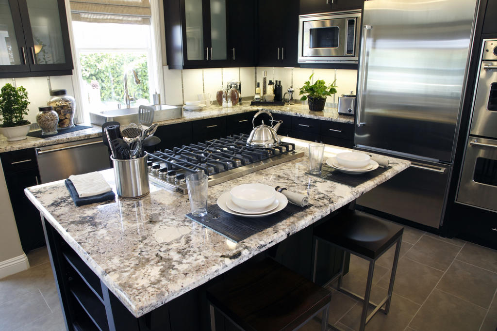Granite Countertop for your Kitchen by Twin City Discount Granite
