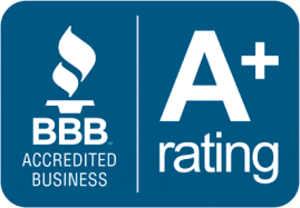 A+ Better Business Bureau (BBB) Rating for Twin City Discount Granite